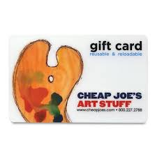 gift cards for cheap cheap joe s gift cards cheap joe s stuff