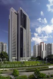 the arte in singapore by scda architects skyscrapers pinterest