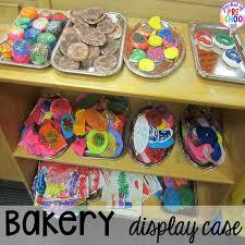 bakery dramatic play pocket of preschool