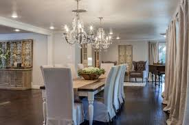 French Country Dining Room Ideas Check Out This French Country Style Dining Room From Hgtv U0027s Fixer