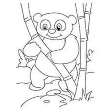 25 free printable cute panda bear coloring pages