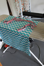 Stroller Canopy Replacement by Diy Doll Stroller Liner Pretty Prudent