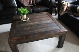 Wooden Pallet Coffee Table Rustic Pallet Coffee Table Pallet Furniture Diy