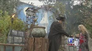 halloween city in nj video bordentown neighborhood goes all out for halloween 6abc com