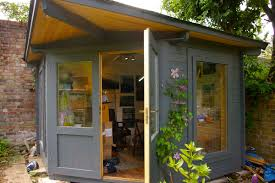 Pretty Shed by Garden Office U2013 Klaus And Heidi