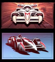 concept arts filme speed racer thecab concept art blog