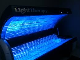 uv light treatment light therapy let s get tan