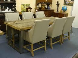Esszimmertisch 12 Personen Esstisch Tisch Esszimmertisch Eiche Massiv Für 10 Personen 2709