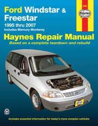 car service manuals pdf 1999 ford econoline e350 instrument cluster ford windstar owner s manual pdf download ford windstar van