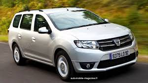 renault logan 2007 2015 model dacia logan mcv youtube