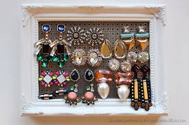 jewellery necklace storage images Jewelry storage made easy diy jewelry holder jpg