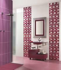 Bathroom Tiles Color Tiles Fürs Bathroom Sergio Dark Red Purple Color Combination