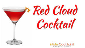 red martini drink red cloud cocktail youtube