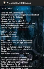 Common The Light Lyrics Avenged Sevenfold Lyrics 2014 For Android Free Download On