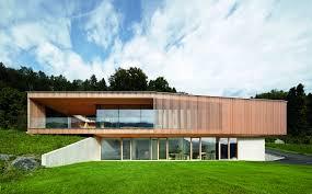 Interieur Aus Holz Und Beton Haus Bilder Häuser Des Jahres 2015 Callwey Architekturbuch