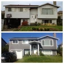 20 home exterior makeover before and after ideas home exterior home renovations psicmuse com