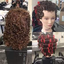 wetset hair styles wet set using sebastian texturizer with pin curls and a brick lay