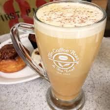 the coffee bean and tea leaf pumpkin spice latte review popsugar