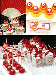 new year party favors new year party favors the take out boxes are a