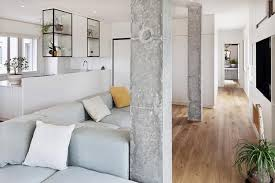 pillar designs for home interiors 35 modern interior design ideas incorporating columns into