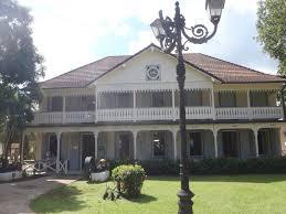 Plan De Maison Antillaise Maison Coloniale Martinique Maisons Coloniales Pinterest