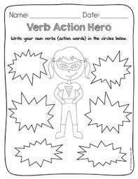 action verbs by the teacher wife teachers pay teachers