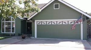 exterior painting in turlock what do you think of the garage door