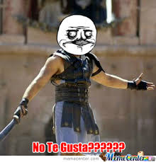 No Gusta Meme - no te gusta by w1zrd meme center