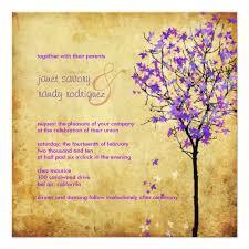 Lavender Wedding Invitations Purple Wedding Invitations
