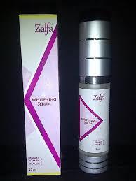 Serum Zalfa Miracle zalfa miracle whitening serum vit c and e distributor zalfa