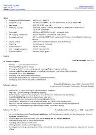 Best Resume For 2 Years Experience by Agile Scrum Methodology Resume Virtren Com
