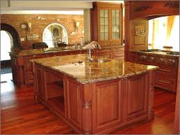 marvelous granite kitchen countertops with maple cabinets maple5