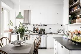 swedish homes interiors vintage interior design in swedish apartment