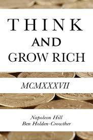 Click And Grow Amazon Think And Grow Rich By Napoleon Hill