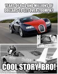 Bugatti Meme - bugatti 45 years late to the party carmemes