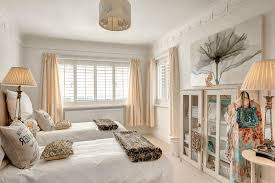 Shabby Chic Bedroom Lamps by Shabby Chic Bedside Lamps Wall Mounted Beige Rectangle Curved