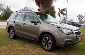 subaru forester interior 2017 subaru forester 2 0i l cvt sepia bronze trac automotive