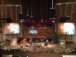 ations ideas on pinterest church images best christmas party stage