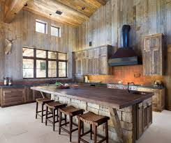 Rustic Kitchen Island Ideas Kitchen Gorgeous Rustic Kitchen Island Ideas Reclaimed Wood