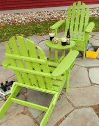 Green Plastic Outdoor Chairs The Weekly Round Up Paver Patio Edition