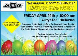 curry chevrolet buick gmc 3rd annual easter egg hunt tickets fri