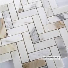Herringbone Marble Backsplash by 34 Best Marble Or Tile Images On Pinterest Home Marbles And