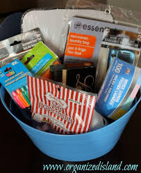 graduation gift basket high school graduation gift idea for 12