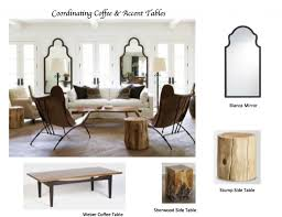 Coffee Table Mirror by How To Coordinate Coffee U0026 Accent Tables Like A Designer Maria