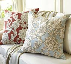 luciana medallion print pillow cover pottery barn pillows
