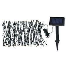 solar string lights outdoor lighting the home depot
