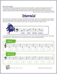 music theory 20 music worksheets for middle music theory