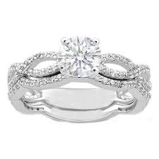 infinity wedding band engagement ring vintage style infinity diamond engagement ring