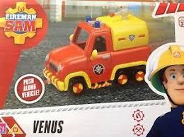 fireman sam venus push vehicle ebay