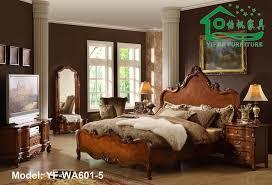 Solid Cherry Bedroom Set by Solid Wood Bedroom Furniture Sets Design Home Design Ideas